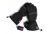 Комплект перчатки с подогревом