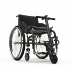 Электроприставка для кресла-коляски UNAwheel Mini Active - идеальный городской гаджет.